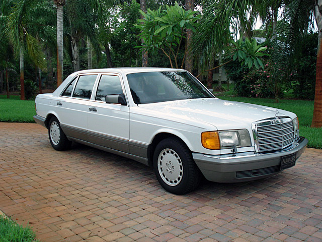 Service manual blue book value used cars 1986 mercedes for Mercedes benz blue book