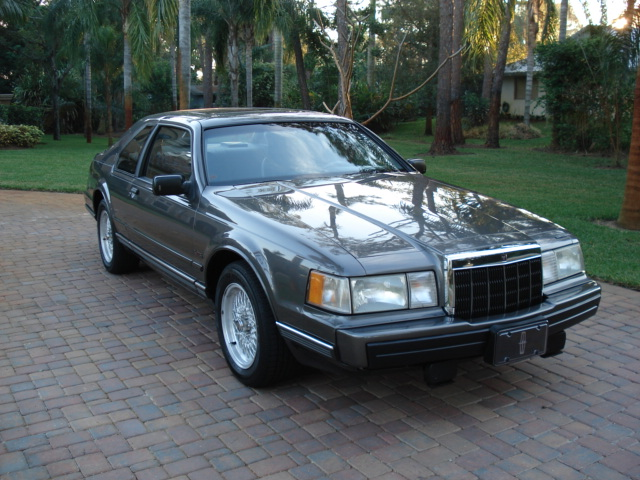 1990 Lincoln LSC for Sale http://www.pic2fly.com/1990-Lincoln-Mark-7-LSC.html